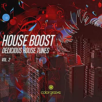 House Boost, Vol. 2 (Delicious House Tunes)