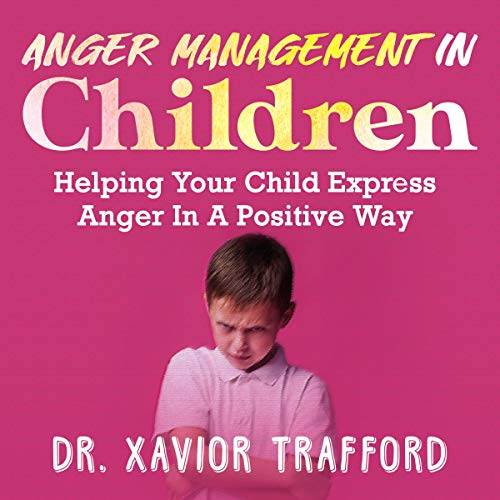 Anger Management in Children  By  cover art