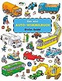 Das große Auto Wimmelbuch: Fahrzeuge Kinderbücher ab 2 Jahre mit fortlaufenden Geschichten: Classic Edition