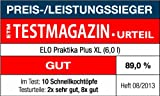 Elo 99276 Schnellkochtopf / 6 L / Edelstahl - 5