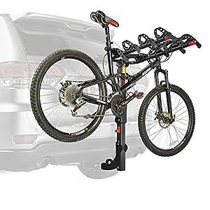 Allen Sports Premier Hitch Mounted 4-Bike Carrier, Model S545