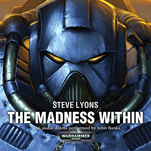 The Madness Within audiobook cover art