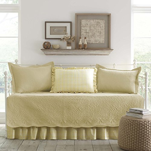 Stone Cottage Trellis 5-Piece Daybed Set, Maze