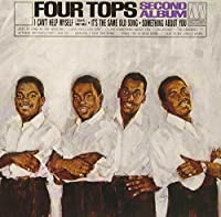 Second Album by FOUR TOPS (2013-10-22)
