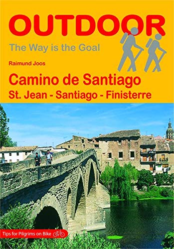Camino de Santiago: St. Jean - Santiago - Finisterre (The Way is the Goal)