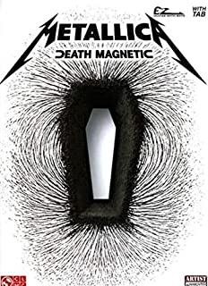 Metallica - Death Magnetic: Easy Guitar with Notes & Tab