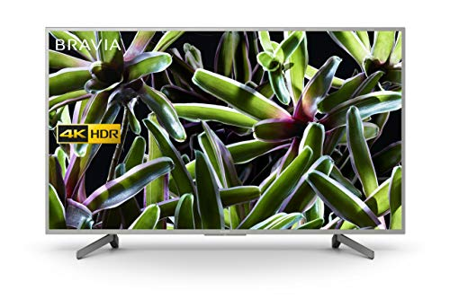 Sony BRAVIA KD55XG70 55-inch LED 4K HDR Ultra HD Smart TV - Silver