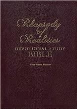 rhapsody of realities devotional study bible king james version