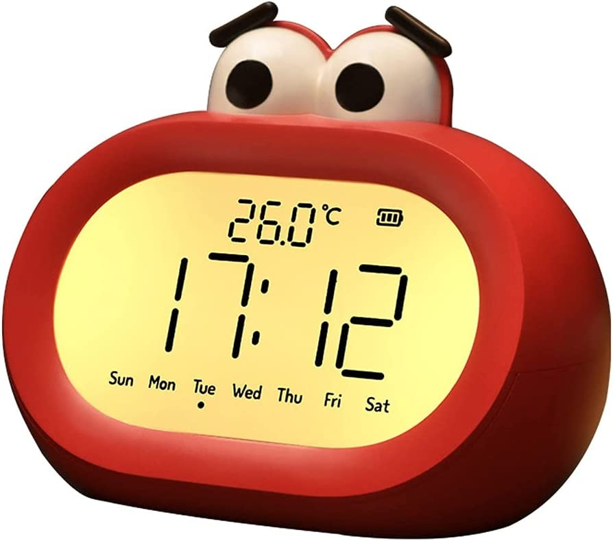 Ranking TOP2 ZLBYB Smart Small Alarm Clock for Max 40% OFF to Children's Boy Students Use