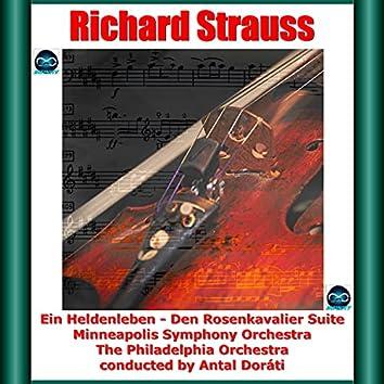 R. Strauss: Ein Heldenleben - Den Rosenkavalier Suite