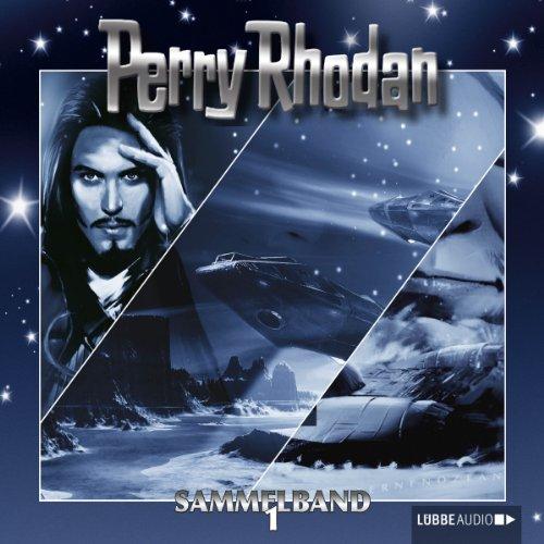Perry Rhodan: Sammelband 1 (Perry Rhodan Sternenozean 1-3) Titelbild