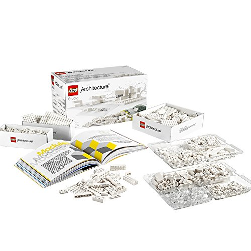 LEGO Architecture Studio 21050 Building Blocks Set
