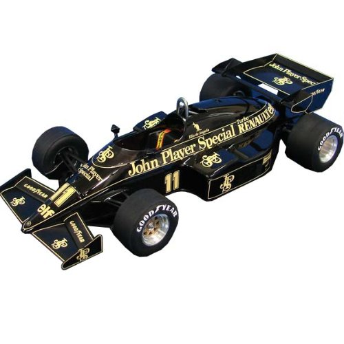 LOTUS 95T GP of Netherlands (Resin model)