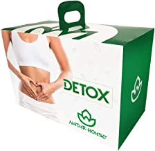 Naturhouse Pack Express Detox - Complete 7 Days Cleanse Plan - Comes with Detailed Nutritional Plan, Weight Loss Drinks, Fiber and Supplements