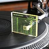 Bomoya Protractor VTA - Cartucho de fonógrafo para tocadiscos de vinilo para alinear la pantalla táctil, herramienta de ajuste para la mayoría de las ocasiones