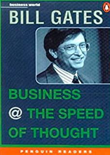 Penguin Readers Level 6: Business @ the Speed of Thought (Penguin Readers) (Penguin Joint Venture Readers)