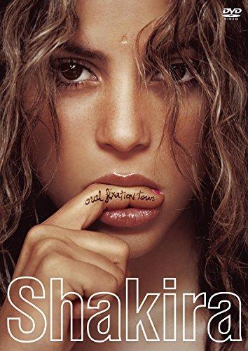 Shakira - Oral fixation tour(+CD)