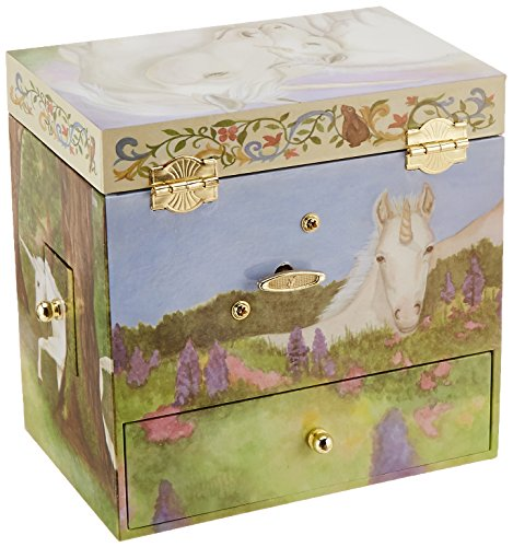 Enchantmints Unicorn Music Jewelry Box 5