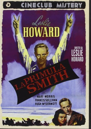 Pimpernel Smith (1941) ( Pimpernel' Smith ) ( The Fighting Pimpernel (Mister V) ) [ NON-USA FORMAT, PAL, Reg.0 Import - Italy ] by Francis L. Sullivan
