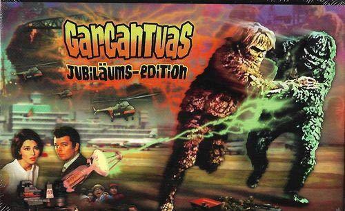 Gargantuas - Frankenstein Zweikampf der Giganten - Sandai & Gaira - Limited große Hartbox DVD Jubiläums-Edition