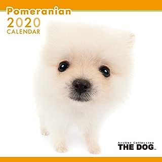 アーリスト 2020 THE DOG カレンダー ポメラニアン