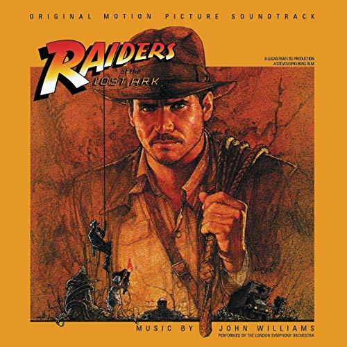 Raiders of the Lost Ark [Vinyl LP]