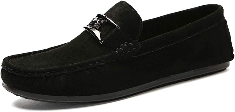 Phil Betty herr Loafers skor Non -Slip -Wear -Resistent Andningsbara Andningsbara Andningsbara Trösta Platta Skor  stora rabattpriser