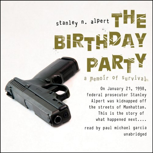 The Birthday Party cover art