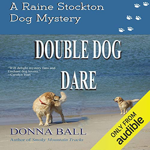 Double Dog Dare audiobook cover art