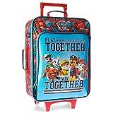 Paw Patrol Play Together Valigia per bambini, 50 cm, 26 liters, Blu (Azul)