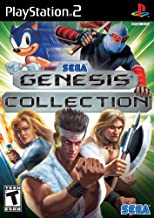 sega genesis collection ps2