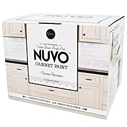 powerful Nuvo Coconut Espresso Cabinet Makeup Kit 1 Day