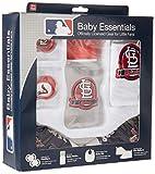 Baby Fanatic MLB 5 Piece Gift Set, St. Louis Cardinals
