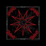 Slipknot Nine Pointed Star Pañuelo multicolor