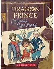 The Dragon Prince. Callum's Spellbook: 1
