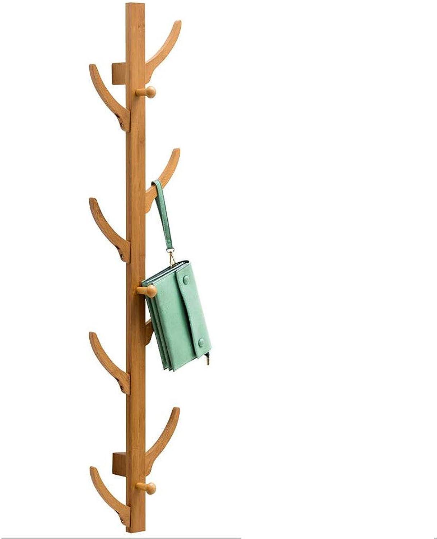 punto de venta en línea CKH CKH CKH Colgante de Parojo Perchero Perchero Perchero Bambú Dormitorio Bao Gancho Puerta Ropa Bastidor Almacenamiento Rack de Acabado  calidad de primera clase
