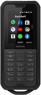 Nokia 800 Tough 4G - Water- Stof- en Valbestendige Telefoon - 2 MP Camera met Flits - Zeer Sterke Behuizing - Energiezuini...