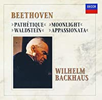 Piano Sonatas No. 8. No. 14 by Beethoven (2013-05-28)