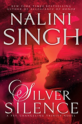 Silver Silence (Psy-Changeling Trinity Book 1)