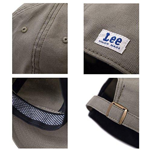 Lee(リー)『ベースボールキャップ(LCA99004)』