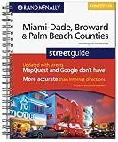 Rand Mcnally Miami-dade/brow/palm, Street Guide, Florida