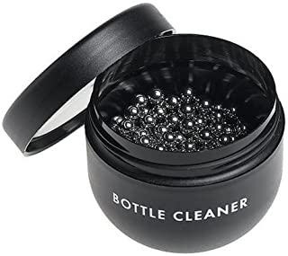 Glass Decanter Cleaning Beads / 400 Reusable Stainless Steel Balls