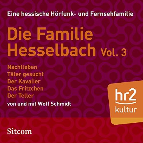 Die Familie Hesselbach, Vol. 3 Titelbild