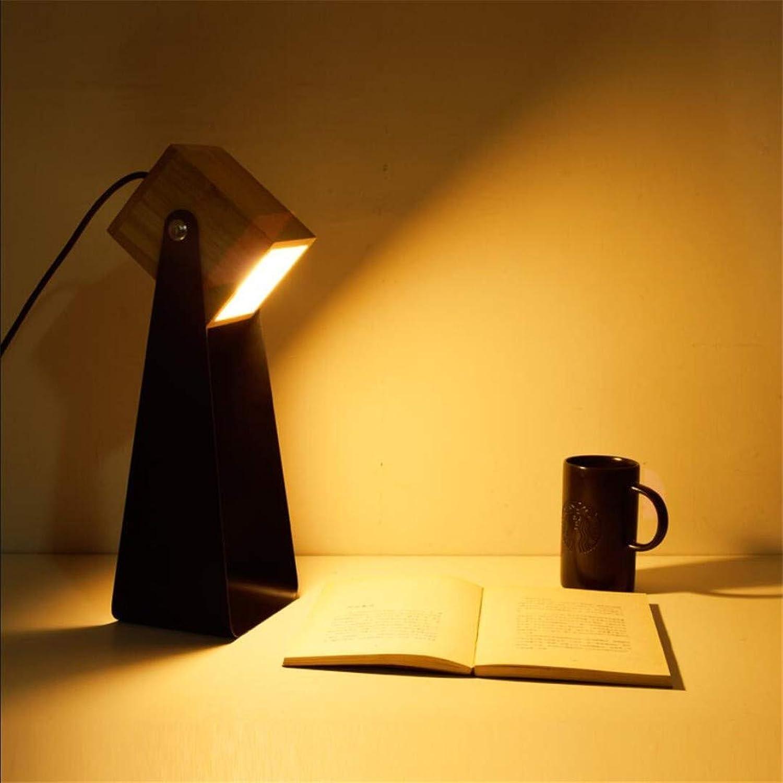 CC6 CC6 CC6 Nachtlicht Nordic Persönlichkeit Kreative Led-Augenlampe Moderne Student Study Desk Schlafsaal Schlafzimmer Einstellbar Holz Tischlampe B07MH93XHQ     | Haben Wir Lob Von Kunden Gewonnen  3db645