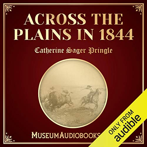 Across the Plains in 1844 cover art