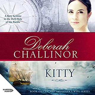 Kitty audiobook cover art