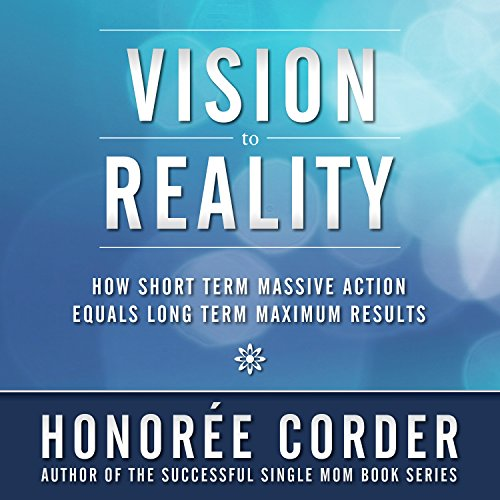 Vision to Reality  audiobook cover art