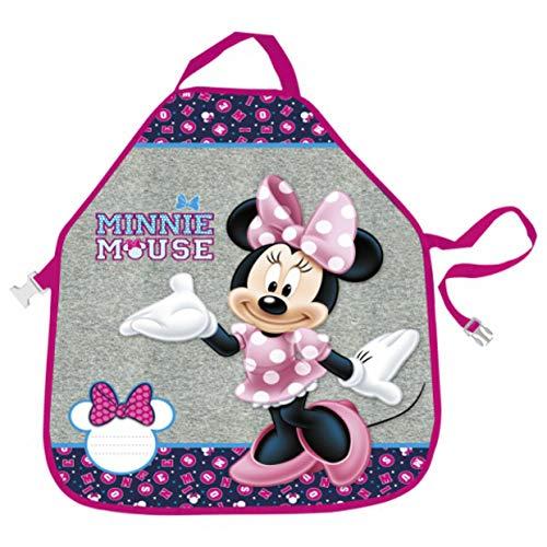 Minnie Maus Disney Kinder Malschürze Bastelschürze Schürze Kinderschürze Minnie Mouse