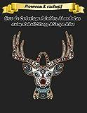 Livre de Coloriage Adultes Mandalas animal Anti-Stress Attrape-Rêve: Coloriage Adulte Animaux Mandala pour Adultes Avec Dessins Anti-Stress (Lions, ... Licorne, Chevaux, Chiens, Chats, Dauphin ...)