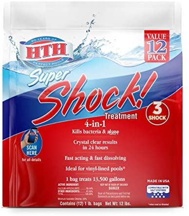 Top 10 Best shock treatment for hot tub Reviews